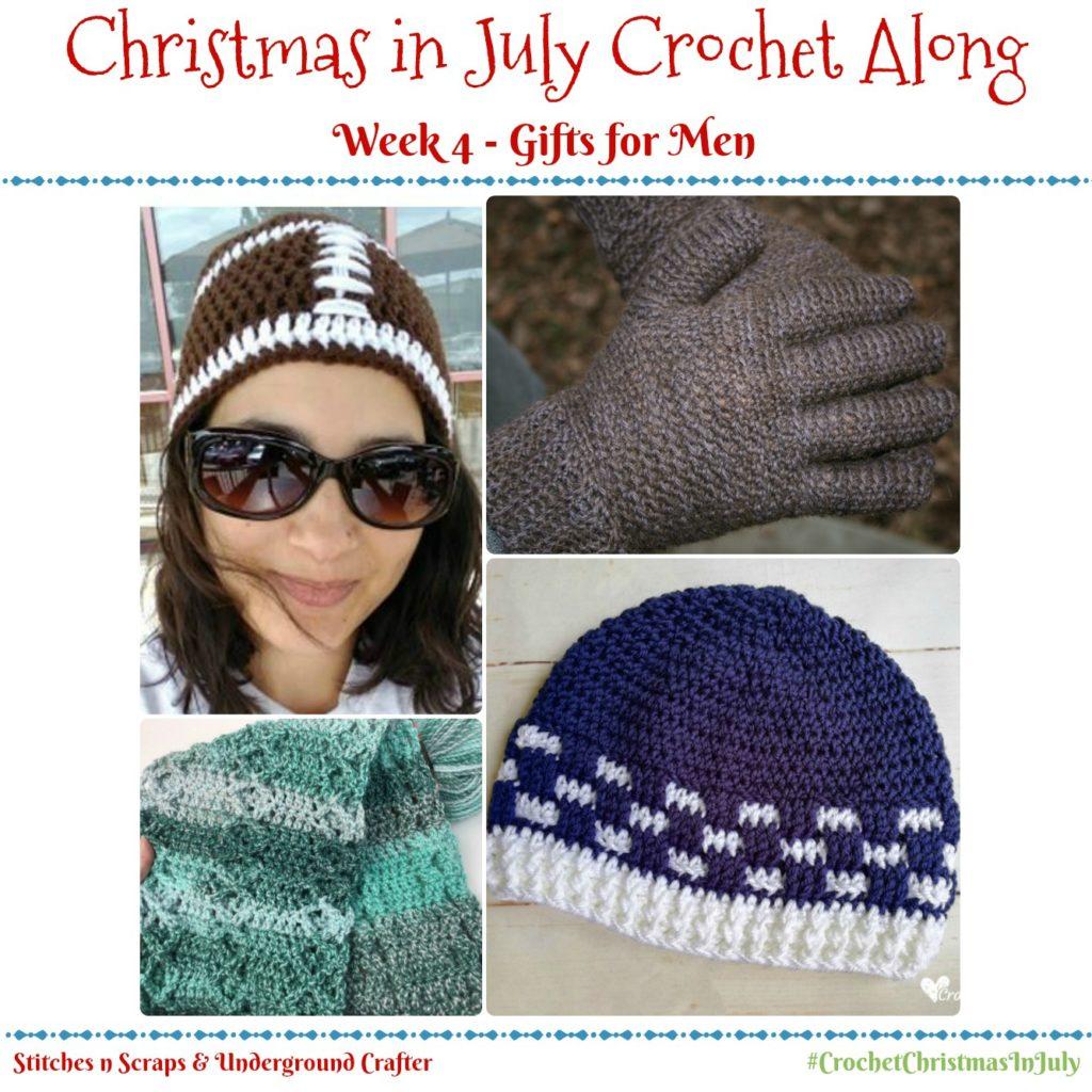 Christmas in July Crochet Along - Week 4
