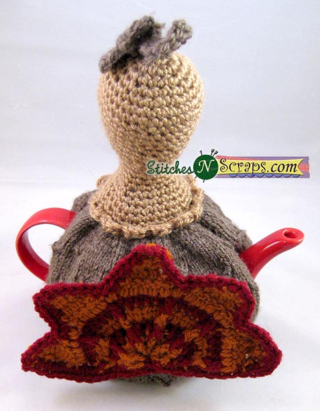 Tea Cozy Tuesday November Week 4 Stitches N Scraps